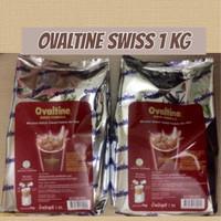 Jual Ovaltine Swiss 1 kg produksi Thailand bersertifikasi Halal MUI Murah
