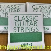 Senar Gitar Klasik Nylon Original Yamaha Asli ( 1 set )