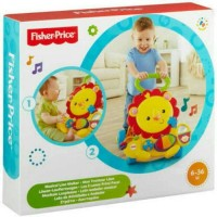 Price Fisher Baby Walker Musical Lion