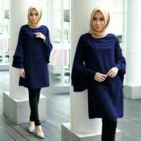 baju wanita muslim muslimah blouse atasan tunik murah bagus cs22