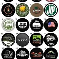 Jual Custom Cover Ban Serep Mobil Jeep Katalog Murah