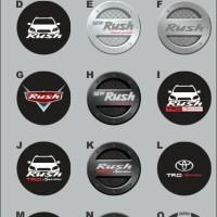 Jual Custom Cover Ban Serep Mobil Toyota Rush Katalog Murah