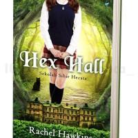 Buku Trilogy Hex Hall