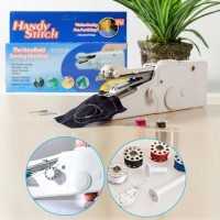 Jual Mesin Jahit Mini / Handy Stitch Portable Handheld Sewing Machine Murah