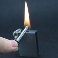 Jual Gantung Kunci Korek Api Minyak Mancis Kecil zippo Lighter Matches Mi   Murah