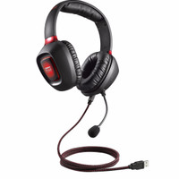 TERLARIS! Creative Headset Gaming Sound Blaster Tactic3D Rage | Headse