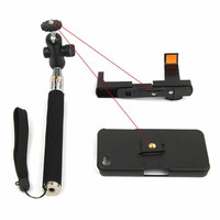 Jual Tongsis Tongkat Selfie Multifunctional Monopod Clamp for Iphone 4 4s 5 Murah