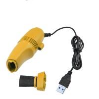 Jual Mini USB Vacuum Keyboard Cleaner for Laptop Computer PC Diskon Murah