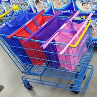 Jual  [JUAL MURAH] tas belanja grab bag grabbag tas trolley supermarket  -  Murah