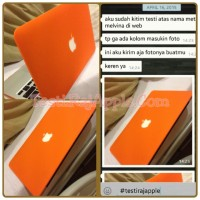 Jual Matte Case Macbook Air 13