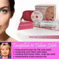 Jual Power Wand Thermal Oxygeneting Skin Care System Murah