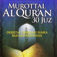 MP3 MUROTAL ALQURAN 30 JUZ