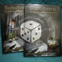 Jual Saboteur 1&2 Board Game Murah