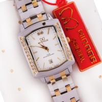 Jual jam tangan wanita original anti air alfa alba diesel rolex mirage qnq Murah