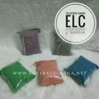 Pasir Warna / Coloured Sand ELC (Paket 5 Warna)