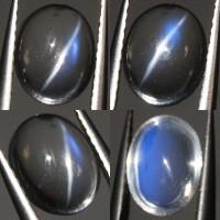 Jual Blue Sheen Moonstone / Biduri Laut Murah