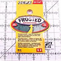 Jual OLFA Quilt Rulers QR-4S Murah