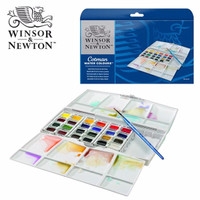 Jual Cotman Water Colours Painting Plus - 24 Half Pan Set Murah