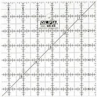 Jual OLFA Quilt Rulers QR-6S Murah