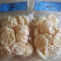 Kerupuk Keriting Kecil Belinyu Bangka/ Makanan Khas Bangka / Oleh Oleh