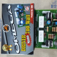 harga Kit Driver Power Amplifier Namec Mono 700 Watt Tokopedia.com