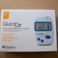 Jual Alat Tes Gula Darah / Gluco Dr AGM-2100 Bio Sensor Murah