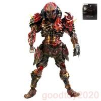 Jual Play Arts Kai Predator Variant Red Square Enix Kws Murah