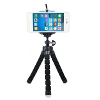 Jual Spider Mini Tripod Gorillapod HP GoPro Action Camera Flexibel Stand Murah