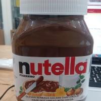 Jual Nutella Selai Kacang Dan Coklat 900Gram BPOM RI Murah