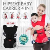 Jual Kiddy Hipseat Baby Carrier 4in1 KD7197 Murah