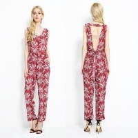 JES-NV0029 sexy jumpsuit backless import-baju jumpsuit panjang wanita