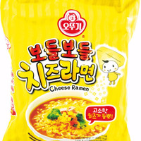 Jual Ottogi Cheese Ramen Korean Noodle Mie Instant Korea K-Food Murah