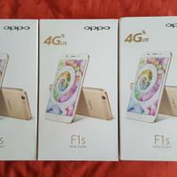 OPPO F1s Selfie Expert 32GB Original Garansi Resmi 1th 4G Gold/RoseGld