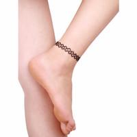 Jual Gelang Tattoo Choker Bracelet Double Strand Arisu Online Shop Murah