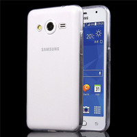 Samsung Core 2 Duos G355 Ultrathin Case Softcase Cover Silikon