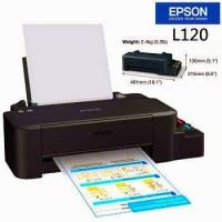Printer Epson L120 Color Ink Infus Pabrikan Epson Original Colour NEW