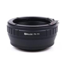 Jual Adapter Lensa Pentax PK to Fuji FX Xpro1 X-E2 X-A2 -- Murah