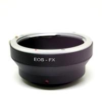 Jual Adapter Lensa Canon Eos to Fuji FX Xpro1 X-E2 X-A2 -- Murah