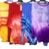 SALE !! Cuci Gudang Batwing Blouse Tie dye