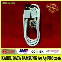 Kabel Data USB Samsung Galaxy A9 A9 Pro Fast Charging Original 100%