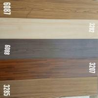 Jual vinyl lantai plank 2mm paket 2box Murah