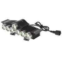 TrustFire LED Bicycle Light 7x Cree XM-L2 3200 Lumens - TR-D013