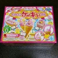 Kracie Popin Cookin Original Jepang Snack DIY Ice Cream Candy