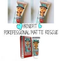 BENEFIT THE POREFESSIONAL MATTE RESCUE MATTIFYING GEL TRAVEL SIZE