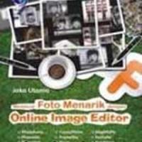 Buku Membuat Foto Menarik dengan Online Image Editor