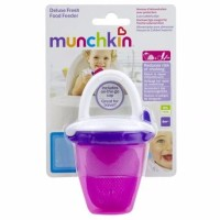 Jual Munchkin Deluxe Fresh Food Feeder Purple Murah