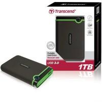 Jual Transcend HDD External StoreJet 25M3 1TB 2,5