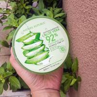 Jual NATURE REPUBLIC - Soothing & Moisture Aloe Vera 92% Soothing Gel 300ml Murah