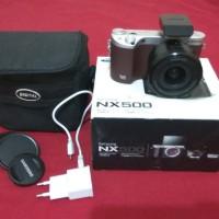 Jual Samsung NX500 NX 500 Mirrorless Murah