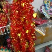 Jual slinger imlek.hiasan dekorasi Chinese new Year 2m Murah
